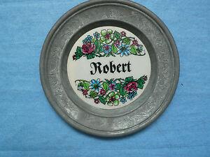 """Namenstellerchen """" Robert """" - Bingen, Deutschland - Namenstellerchen """" Robert """" - Bingen, Deutschland"""
