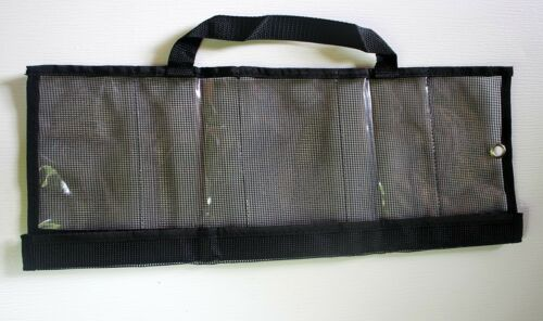 """Five Pocket Lure Bag Offshore Tackle Bag Perfect for Cedar Plugs Jigs 20/"""" x 7/"""""""