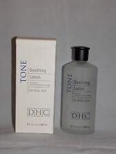 DHC Tone Soothing Lotion FACIAL TONER Drier Skin 6 oz/180mL NIB