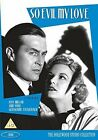 so Evil My Love 5060425350116 With Ray Milland DVD Region 2