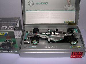 Superslot H3593a Mercedes Amg F1 n ° 44 Petronas Lewis Hamilton Lted Scalextric Royaume-Uni