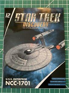 Eaglemoss-Star-Trek-Discovery-U-S-S-Enterprise-NCC-1701-Ship-Replica-New