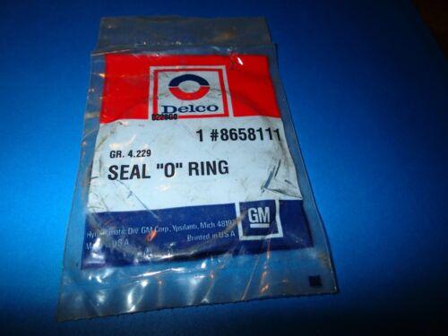 Auto Trans Servo Cover Seal ACDelco GM Original Equipment 8658111
