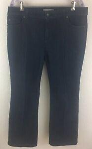 Chico-039-s-Women-039-s-Size-2-12-Short-Jeans-Nice-Embellished-Back-Pockets