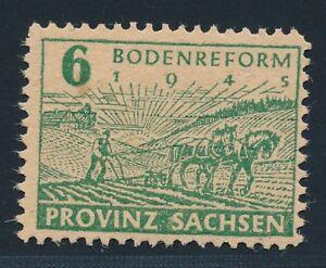 SBZ-1945-Mi-85-x-a-A-034-Papierabart-Postmeister-034-gepr-BPP-A20422