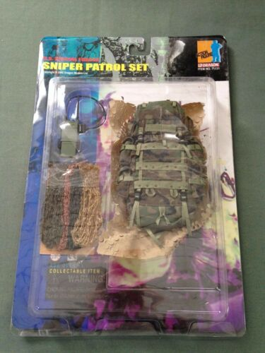 Dragon 1/6 Scale US Special Forces Sniper Patrol Set for 12 Figure 71131 Loose