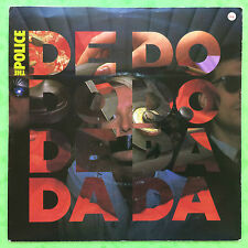 The Police - De Do Do Do De Da Da Da / A Sermon - A&M AMS-7578 Ex Condition