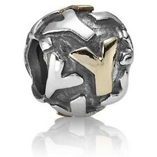 NEW! Authentic Pandora Alpha Y Charm #790298Y RETIRED