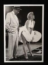 Carte postale Marilyn Monroe et Tom Ewell