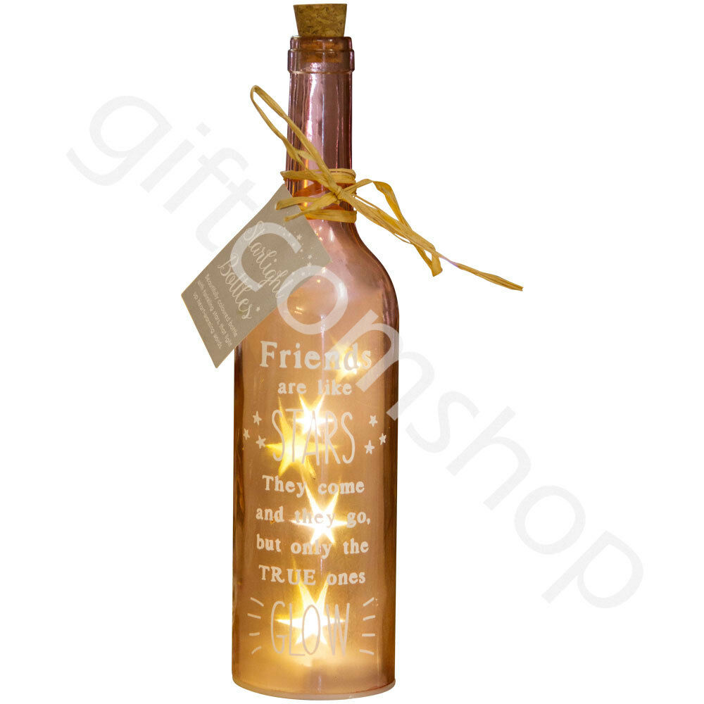 Friends - Starlight LED Bottle Home Decoration
