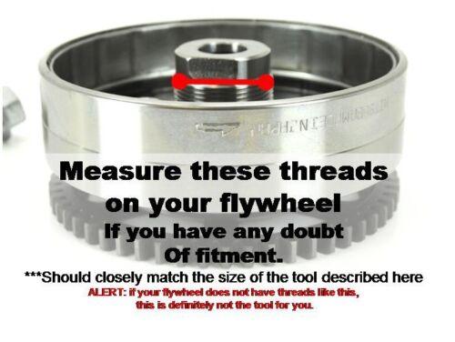 Sawblade Rear Brake Disc Rotor Stainless Steel fits 06-08 Honda TRX400EX