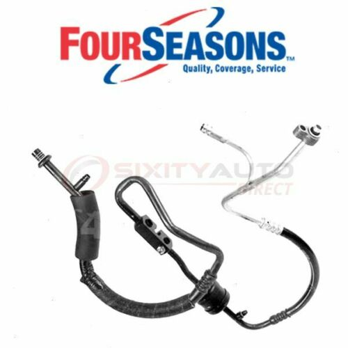 Four Seasons AC Refrigerant Discharge Suction Hose for 1999-2004 Ford fb