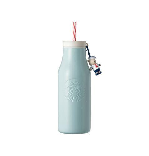Starbucks Korea 2019 Limited SS Summer Daily Straw Waterbottle Tumbler 473ml