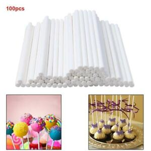 100pc-Lollipop-Sticks-Chocolate-Cake-Lolly-Pop-Sucker-Making-Mold-Paper-made-GA