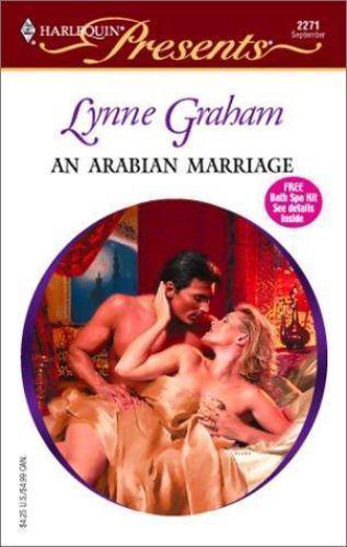 Harlequin Presents An Arabian Marriage By Lynne Graham 2002