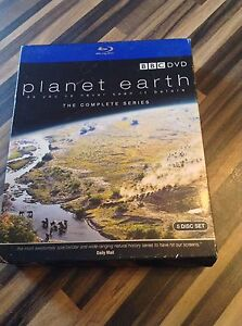 BluRay Dvd Planet Earth The Complete Series 5 Disc Set - <span itemprop='availableAtOrFrom'>Stafford, Staffordshire, United Kingdom</span> - BluRay Dvd Planet Earth The Complete Series 5 Disc Set - Stafford, Staffordshire, United Kingdom