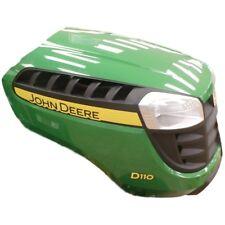 John Deere D110 UNASSEMBLED Complete hood -700,000