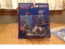 1998 Baseball STARTING LINEUP Frank Thomas Chicago White Sox Kenner SLU MLB