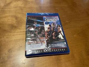 Amazons & Barbarian Queen Blu ray*Scream Factory*1000 Made*OOP*Rare*Sealed/NEW*