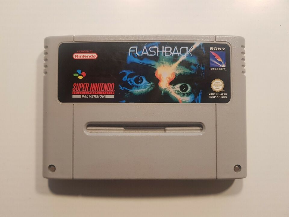 Flashback, Super Nintendo
