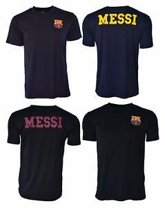 866e2e76d FC-Barcelona Soccer Jersey Home Training Lionel Messi-10 Navy Black ...