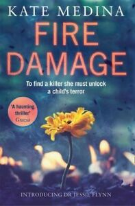 KATE-MEDINA-FIRE-DAMAGE-DR-JESSIE-FLYNN-1-BRAND-NEW-FREEPOST-UK