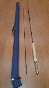 Custom-built-fly-rod-6-039-4-wt-Orvis-blank-Never-Fished