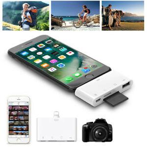 TF-SD-Card-Reader-For-iPad-iPhone-X-XS-MAX-XR-5-6-7-8-USB-OTG-Adapter-Camera-Kit