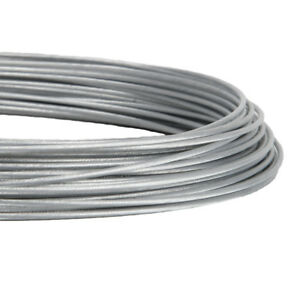 Cable in Steel Plastic 100 metres