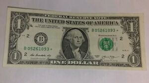 2013-1-ONE-DOLLAR-STAR-NOTE-CURRENCY-BILL-Ink-Issues