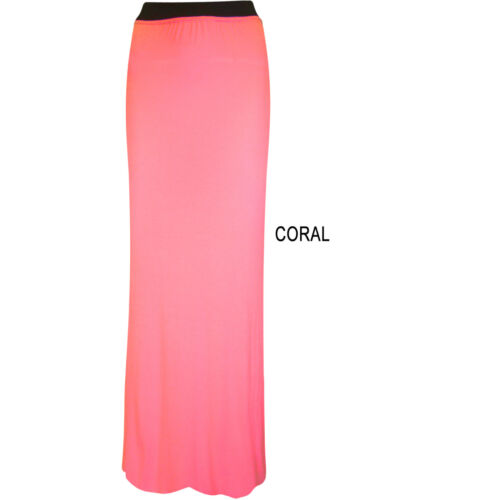 Womens Gypsy Maxi Skirt Full Length Long Skirts