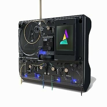 3D Printer, m. farve, Mosaic
