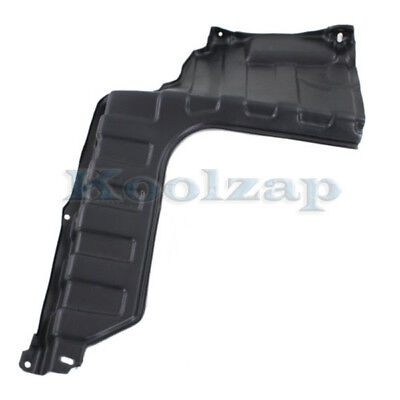 Engine Splash Shield compatible with Accent 12-14 Under Cover Front Hatchback//Sedan To 10-14-13