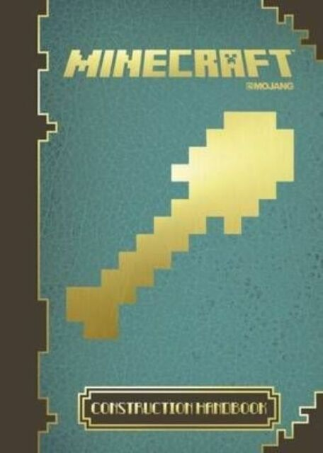 Minecraft: The Official Construction Handbook,  | Used Book, Fast Delivery