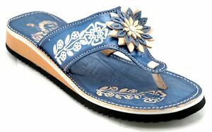 f37cd3abb Image is loading Womens-Mexican-Handmade-Leather-HUARACHES-Sandals-Sandalias -Mujer-
