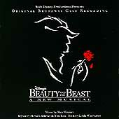 Beauty And The Beast The Broadway Musical CD Free Shipping In Canada