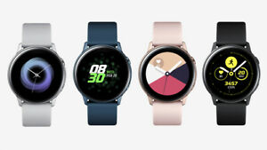 Samsung Galaxy Watch Active R500 4GB Smartwatch