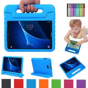 Kids-Handle-EVA-Shockproof-Stand-Case-Cover-Defender-For-Samsung-Galaxy-Tablet