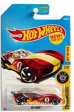 2017 Hot Wheels #150 Experimotors Sky Dome red/yellow
