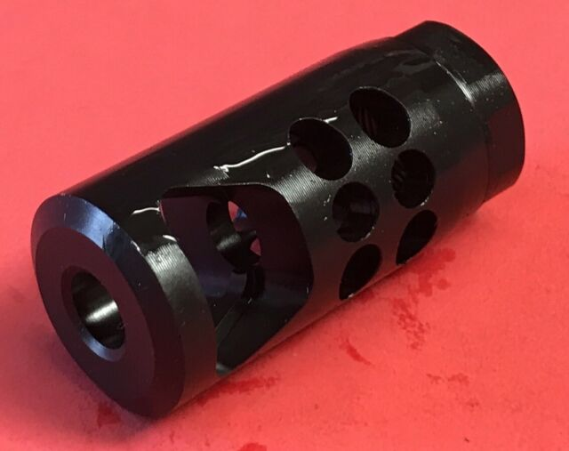 Ruger 90590 Precision Rifle Hybrid Muzzle Brake 308 6 5 6mm