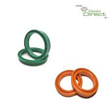 U Cup Pu Rodpiston U Seal Gland Seal For Hydraulic Cylinder Inch Various Sizes