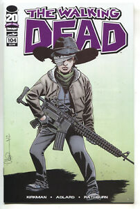 Walking-Dead-104-Image-2012-NM-Negan-Carl-Rick-Grimes-Robert-Kirkman