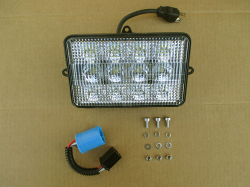 LED FLOODLIGHT FOR JOHN DEERE JD 9780I CTS COMBINE 9860STS 9870STS 9986 COTTON