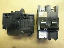 Federal Pacific Fpe Nb230 2 Pole 30 Amp 240v Circuit Breaker