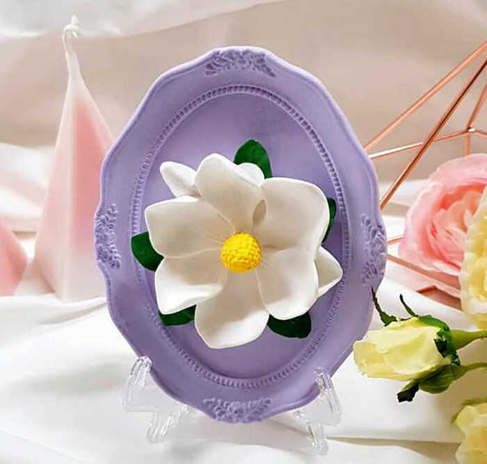 Sugarcraft Mold Polymer Clay Molds Cake Decorating Tools  flower mold 265-7