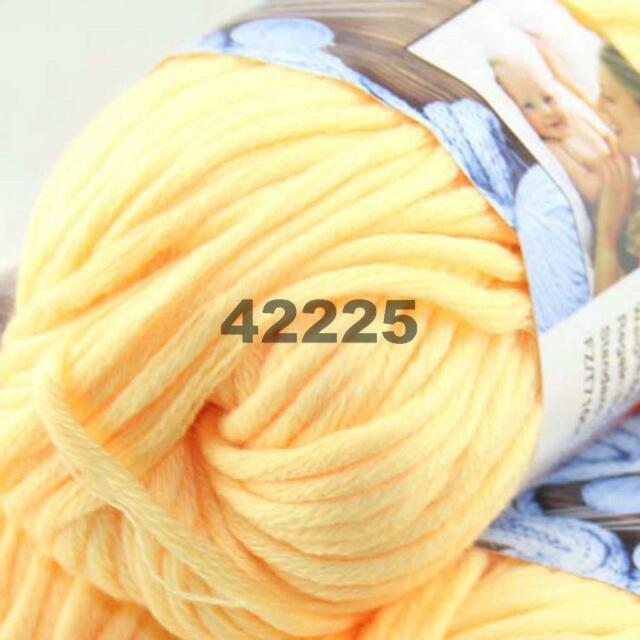 SALE 1 Ball X 50g Special Thick Chunky Worsted 100% Cotton HAND Knitting Yarn 25