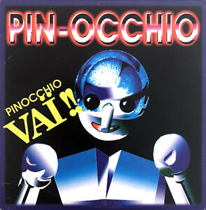 Pin-Occhio-CD-Single-Pinocchio-Vai-France-VG-EX