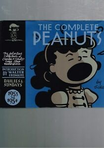 The-Complete-Peanuts-1953-1954-by-Charles-M-Schulz-Hardback