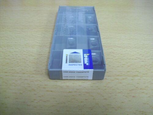 H490 ANKX 170608PNTR IC328 ISCAR INSERT **10PCS**