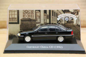 Altaya-1-43-scale-Chevrolet-Omega-CD-1992-DIECAST-models-Auto-Limited-Edition
